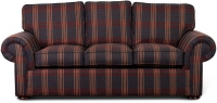Sweet Dreams Milton 3 Seater Fabric Sofa