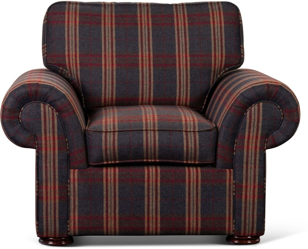 Sweet Dreams Milton 1 Seater Fabric Sofa