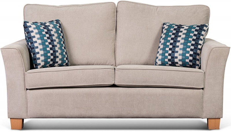 Sweet Dreams Newark 2 Seater Fabric Sofa