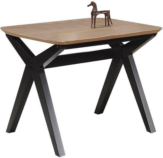 Sweet Dreams Nightingale Oak Lamp Table