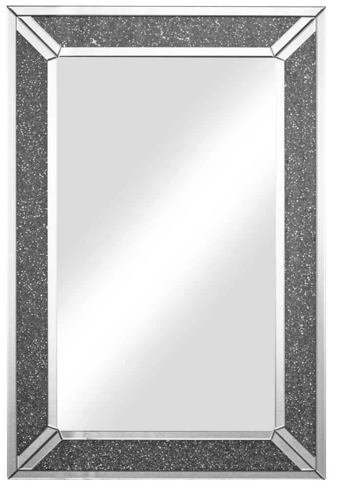 Sweet Dreams Reflection 0104 Rectangular Mirror - 80cm x 120cm
