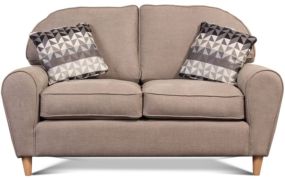 Sweet Dreams Regina 2 Seater Fabric Sofa