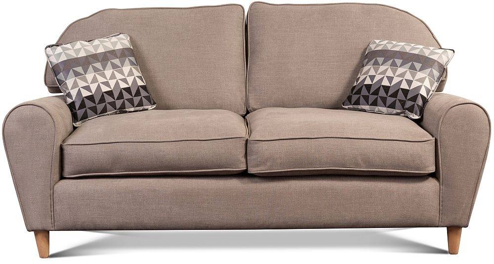 Sweet Dreams Regina 3 Seater Fabric Sofa