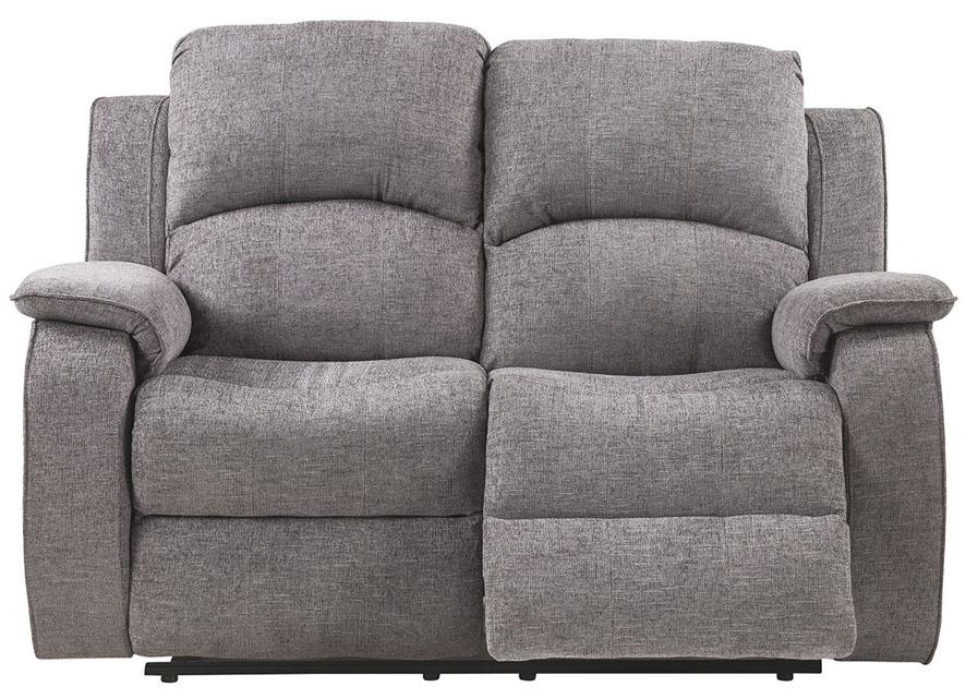 Sweet Dreams Sacaramento 2 Seater Dusk Fabric Recliner Sofa