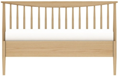 TCH Anais Oak Slat Bed