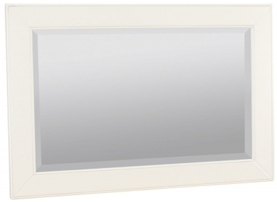 TCH Coelo Painted Rectangular Wall Mirror - 120cm x 60cm