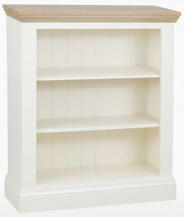 TCH Coelo 2 Shelves Bookcase - Oak and Painted