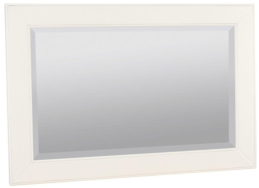 TCH Coelo Painted Rectangular Wall Mirror - 120cm x 60cm
