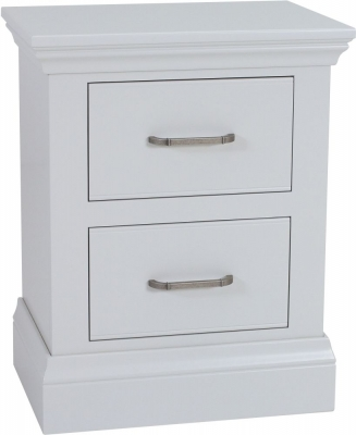 TCH Coelo Painted 2 Drawer Bedside Cabinet