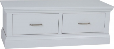 TCH Coelo Painted 2 Drawer Blanket Box