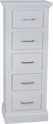TCH Coelo Painted 5 Drawer Chest