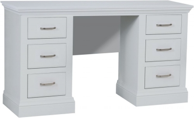 TCH Coelo Painted 6 Drawer Dressing Table