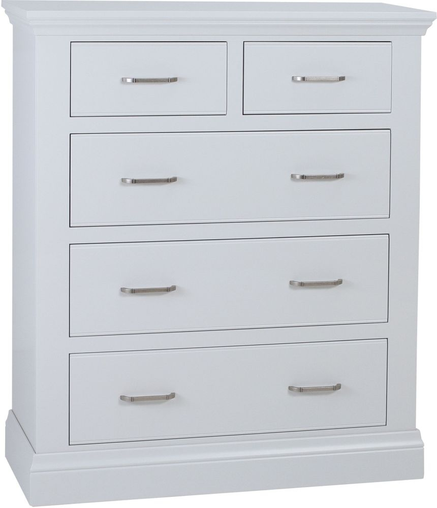 TCH Coelo Painted 3+2 Drawer Chest