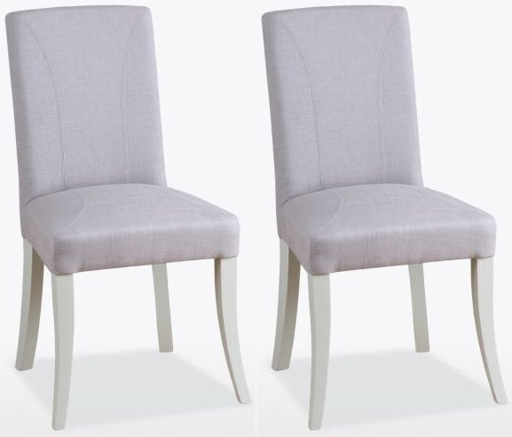 TCH Cromwell Balmoral Fabric Dining Chair (Pair)