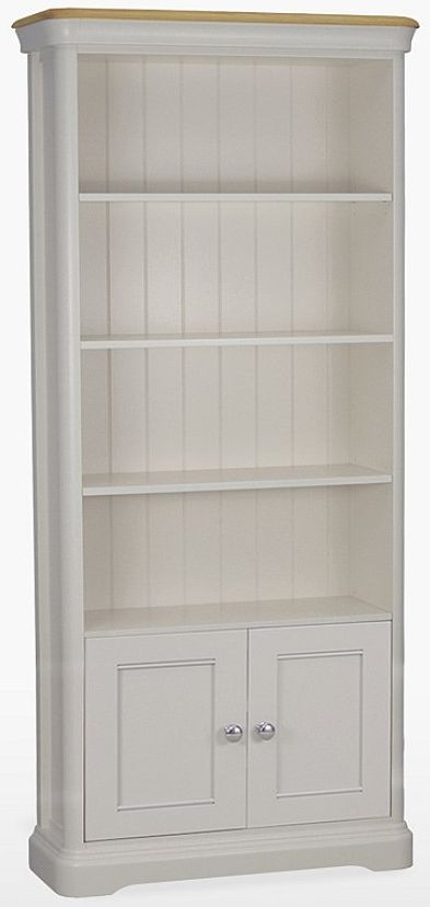 TCH Cromwell Bookcase - Oak and Painted