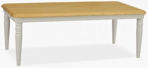 TCH Cromwell Coffee Table - Oak and Painted