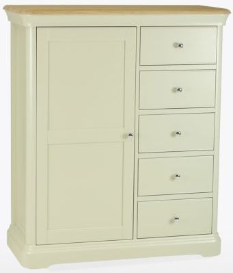 TCH Cromwell Gentelmans Chest - Oak and Painted