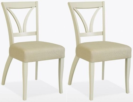 TCH Cromwell Margaret Fabric Dining Chair (Pair)