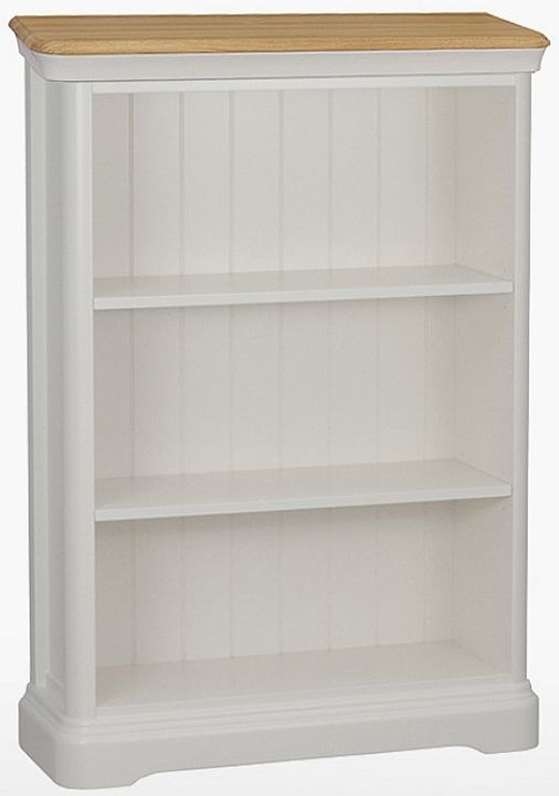 TCH Cromwell Medium Bookcase - Oak and Painted
