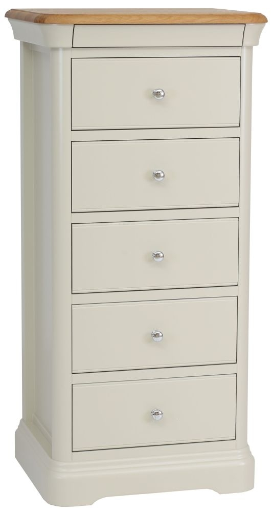 TCH Cromwell Painted 5 Drawer Chest
