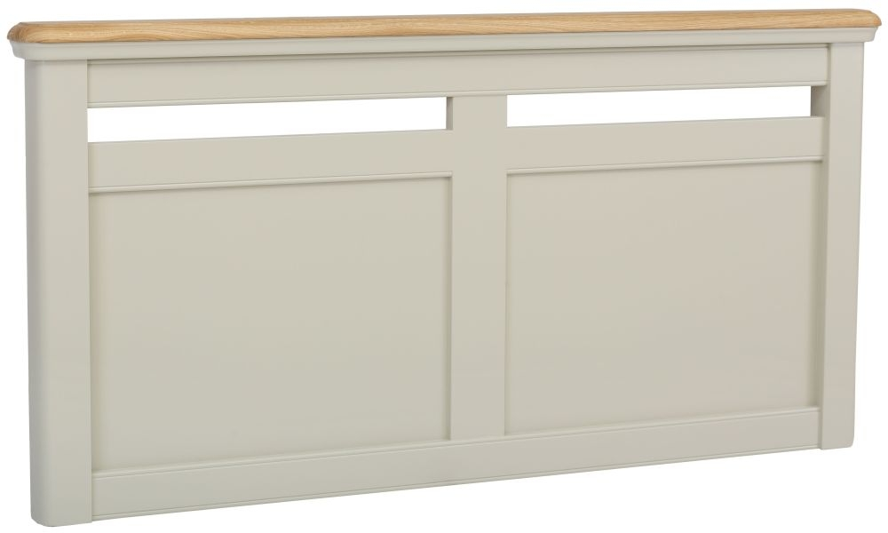 TCH Cromwell Headboard - Oak and Painted