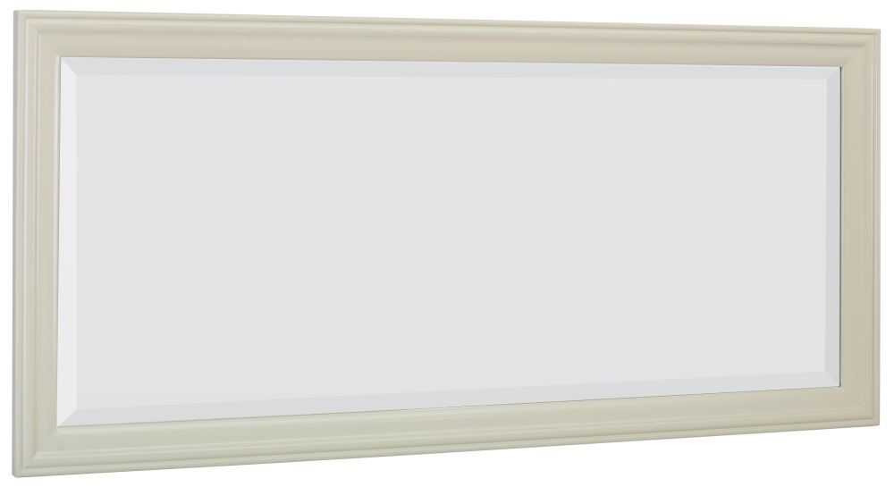TCH Cromwell Painted Rectangular Wall Mirror - 120cm x 55cm
