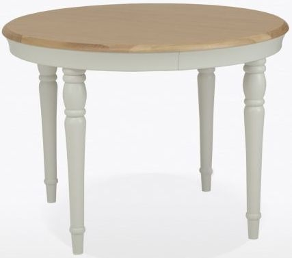 TCH Cromwell Round Dining Table - Oak and Painted