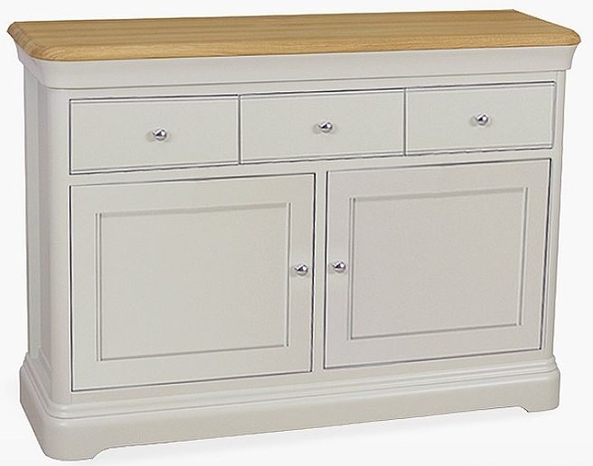 TCH Cromwell Sideboard - Oak and Painted