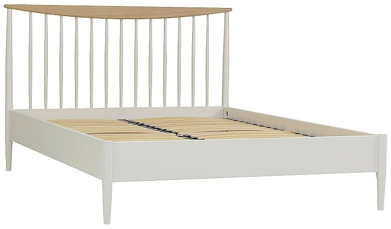 TCH Elise Bed - Oak and Painted