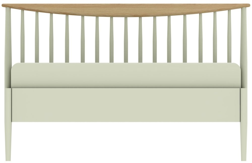TCH Elise Painted Slat Bed