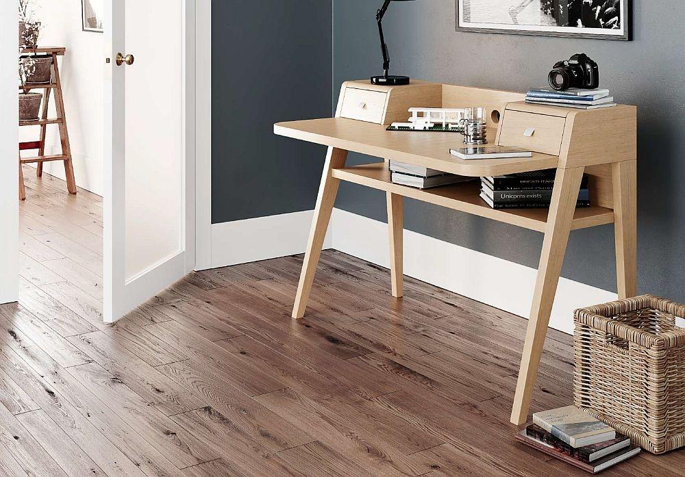 Milan Oak Desk