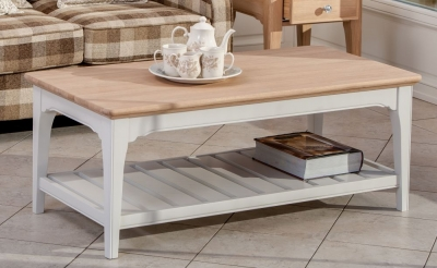 TCH New England Oak Coffee Table