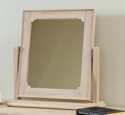 TCH New England Oak Dressing Table Mirror