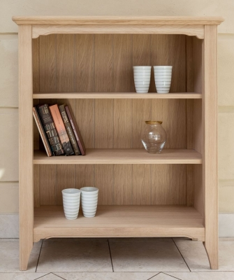 TCH New England Oak Bookcase