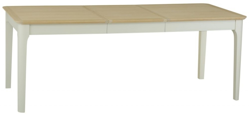 TCH Newark Painted Dining Table - Rectangular Extending