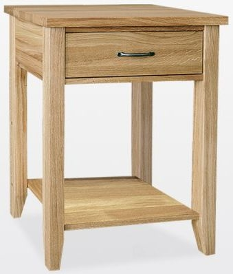 TCH Windsor Oak Console Table