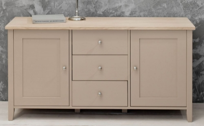 TCH Windsor Oak Large Sideboard