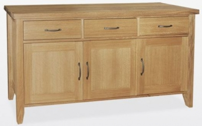 TCH Windsor Oak Wide Sideboard