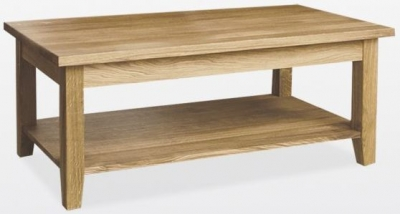 TCH Windsor Oak Coffee Table