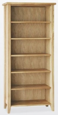 TCH Windsor Oak Tall Bookcase