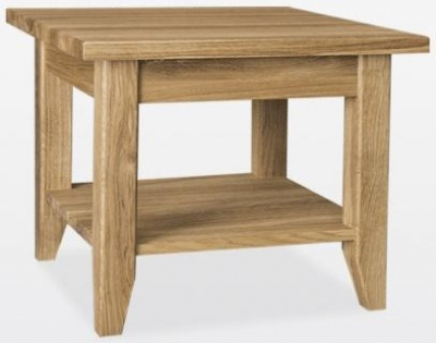 TCH Windsor Oak Lamp Table