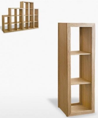 TCH Windsor Oak Venice Medium Shelf