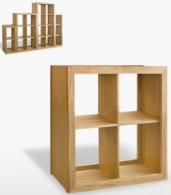 TCH Windsor Oak Venice Shelf - WIN892