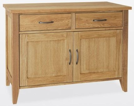 TCH Windsor Oak Medium Sideboard