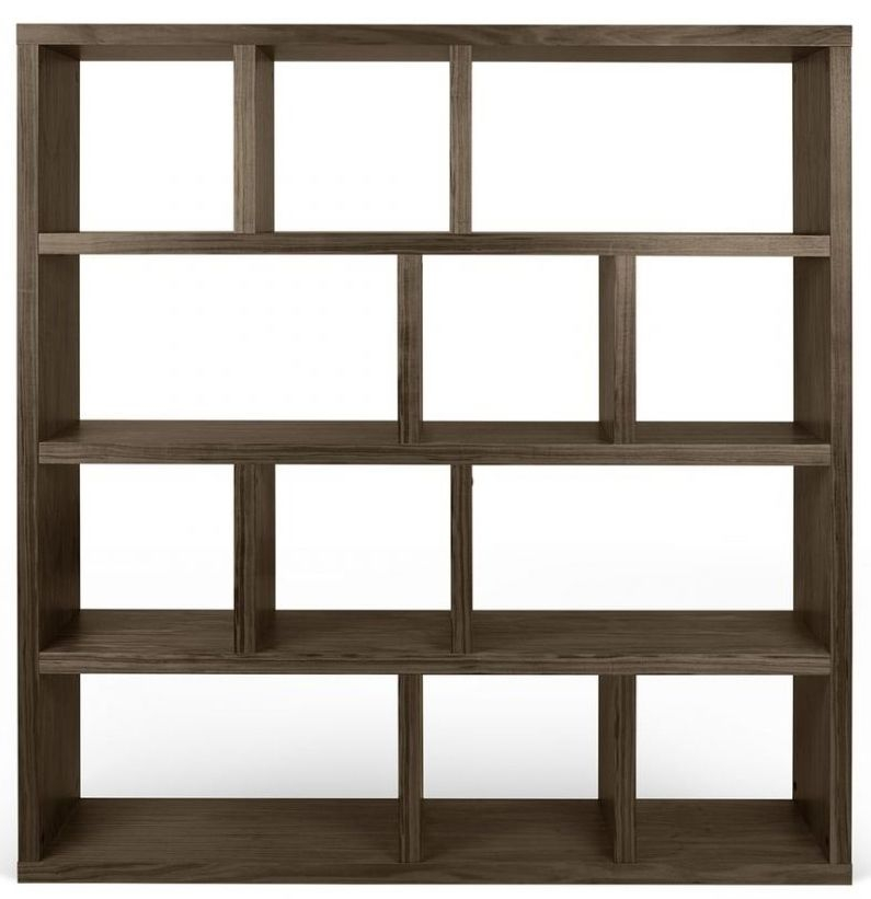 Temahome Berlin Wide 4 Level Bookcase