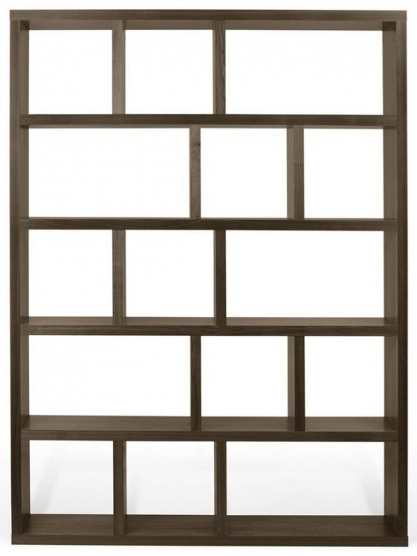 Temahome Berlin Wide 5 Level Bookcase
