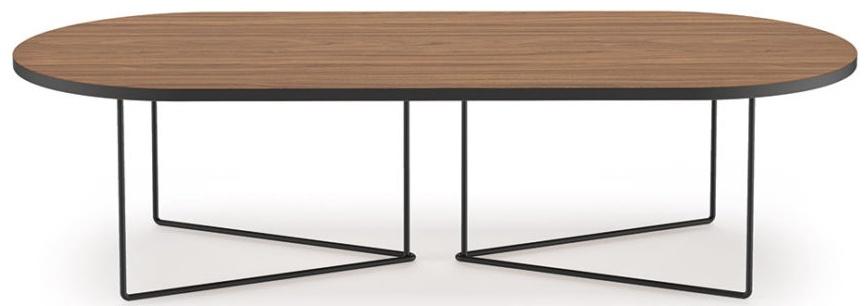 Temahome Oval Coffee Table