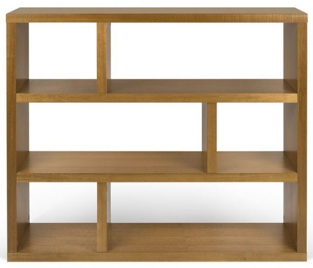 Temahome Dublin Low Bookcase