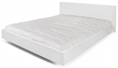 Temahome Float Pure White Bed