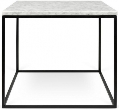 Temahome Gleam 50cm Marble Side Table